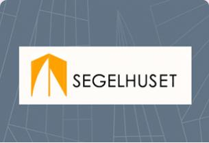 Screenshot from Segelhuset Logotype