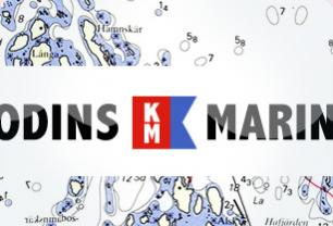 Screenshot from Logo for Kolmodins Marina