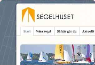 Screenshot from Segelhuset