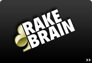 Screenshot from RakeBrain.com - Affiliate Website